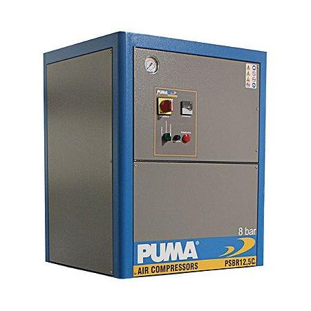 Compressor Parafuso Rotativo PSBR12,5CB - Puma