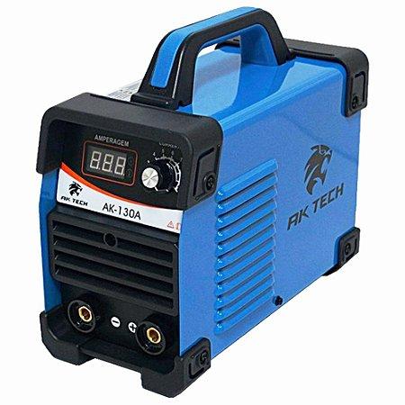 Inversora 130 Amperes 220V Monofásica - Ak Tech