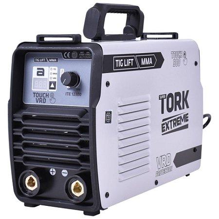 Inversora Touch 3 Em 1 Super Tork Extreme PLASMA, TIG e MMA
