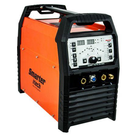 INVERSORA TIG MONOFÁSICA 220V SMART TIG 200 AC/DC - SMARTER