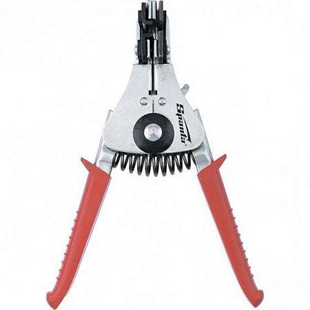 Alicate Desencapador de Fio Automático 1 a 3,2mm - SPARTA