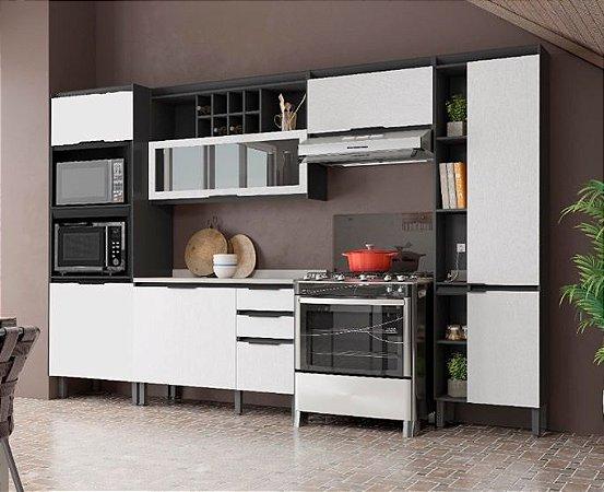 Cozinha Modulada Hibisco 5 peças - Thela