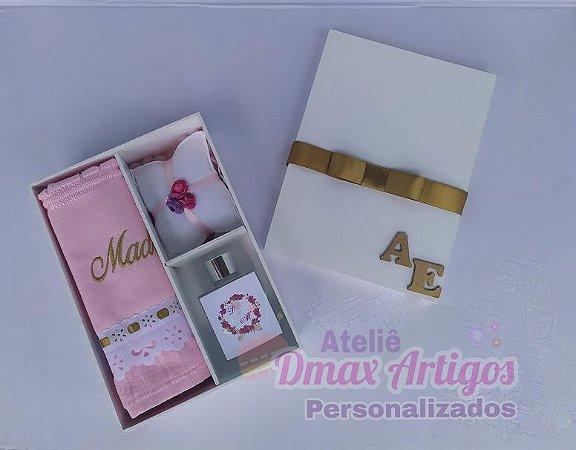 Caixa Convite Madrinha