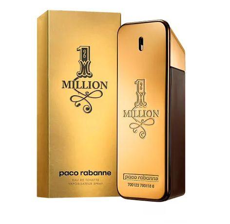1 Million De Paco Rabanne Eau De Toilette Masculino