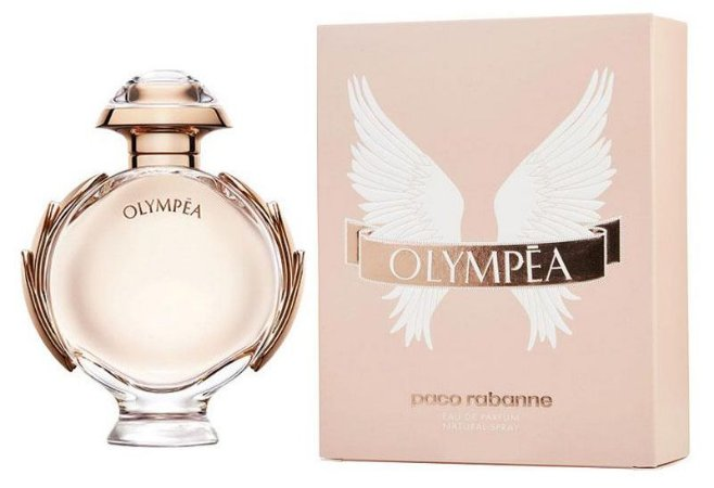 Olympea de Paco Rabanne Eau de Parfum Feminino - 80 ml