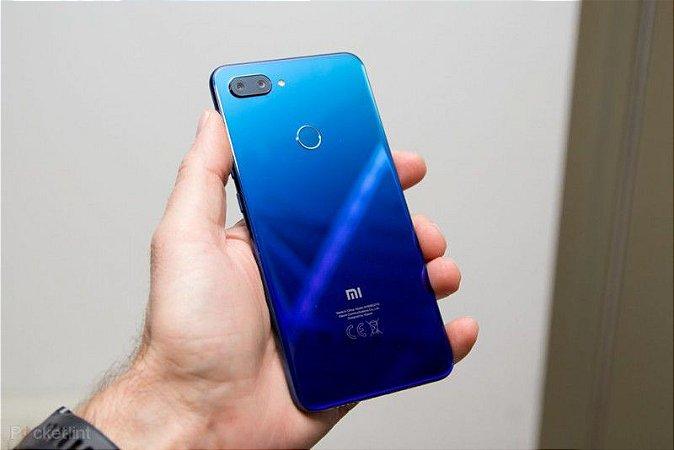 """Celular Xiaomi Mi 8 Lite Global Dual 64GB de 6.26"""" 12+5MP / 24MP - Azul"""