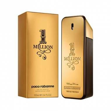 Perfume Paco Rabanne 1 Million Masculino Eau de Toilette - 100ml