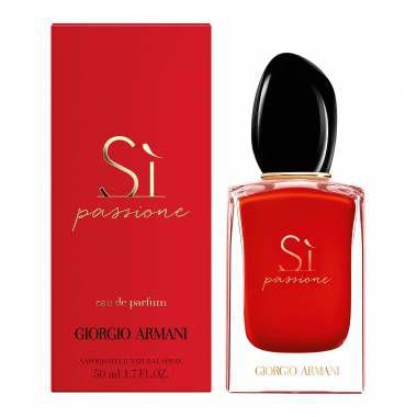 Perfume Giorgio Armani Si Passione Feminino Eau de Parfum