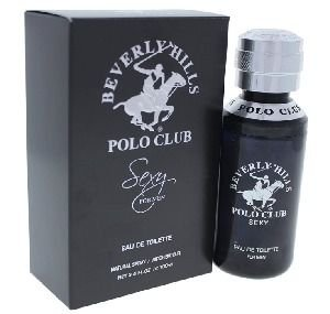 Perfume Polo Club Sexy, Beverly Hills 100ml Masculino