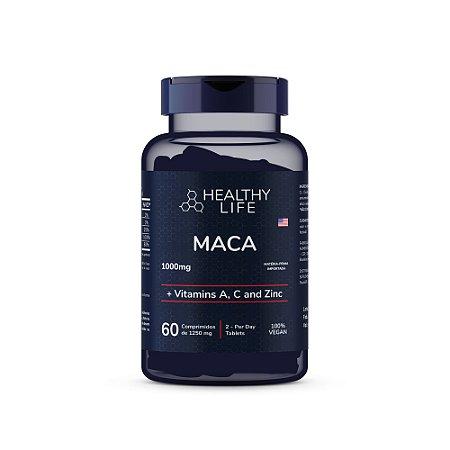 Healthy Life - Maca 1250mg            (60 comprimidos)