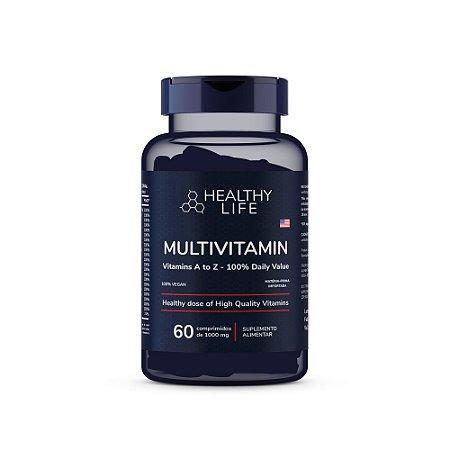 Healthy Life - Multivitamin 1000mg (60 comprimidos)