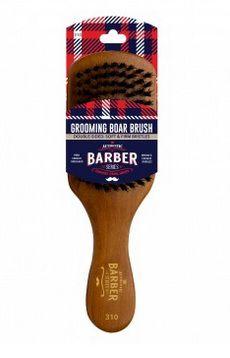 Barber Escova para Cabelos Ondulados