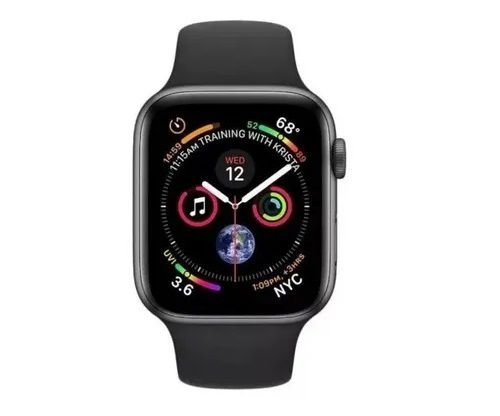 Relógio SmartWatch IWO 10 44mm Preto