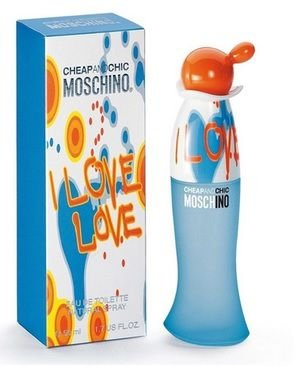 I Love Love De Moschino Eau De Toilette Feminino - 50 ml