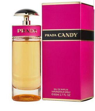 PRADA Candy Eau de Parfum - Perfume Feminino 50ml