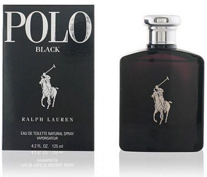 Perfume Ralph Lauren Polo Black Eau de Toilette Masculino 125ml