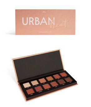 PS - Urban Heat Eyeshadow Palette