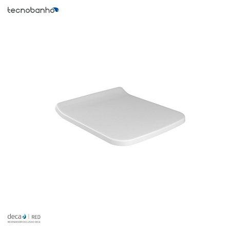Assento Plástico com Slow Close Living Branco AP.345.17 Deca