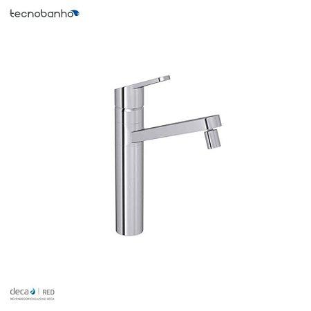 Misturador Monocomando de Mesa para Cozinha Flex Plus Cromado 2250.C Deca