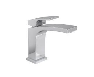 Misturador monocomando de mesa bica baixa para lavatório