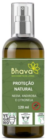 Proteção natural - Repel 120ml