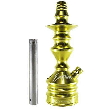 Stem Empire Hookah King - Dourado