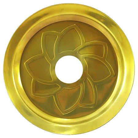 Prato Desert Hookah OUTLET - Dourado