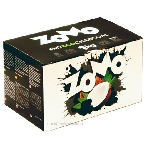 Carvão Zomo - 1Kg