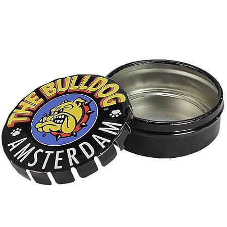 Porta Tabaco The Bulldog - Preto