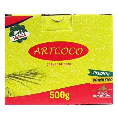 Carvão Art Coco - 500g