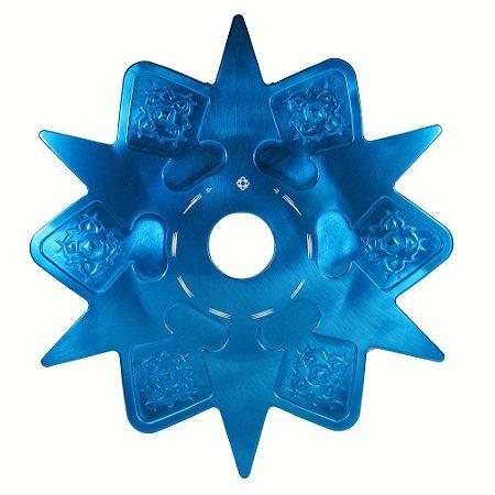 Prato Amazon Astéris - Azul