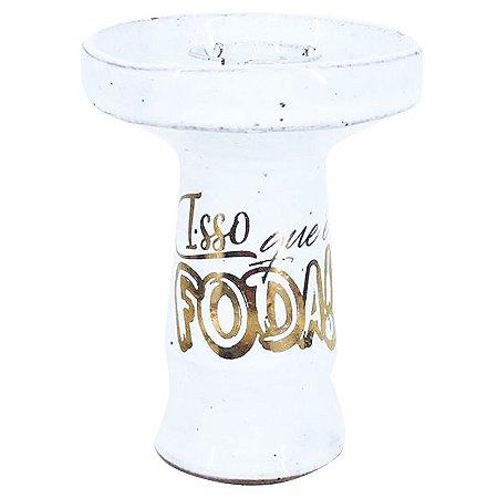 ROSH BETA BOWL - GOLD BRANCO - ISSO QUE E FODA