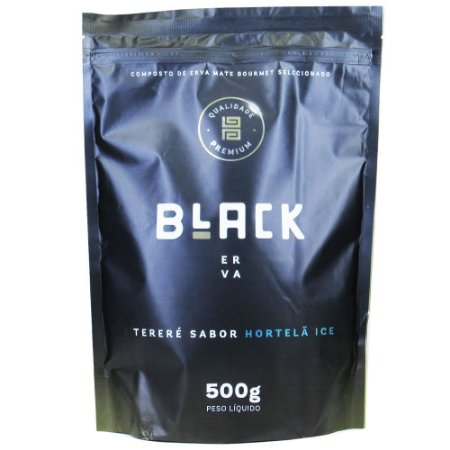ERVA TERERE BLACK - HORTELA ICE