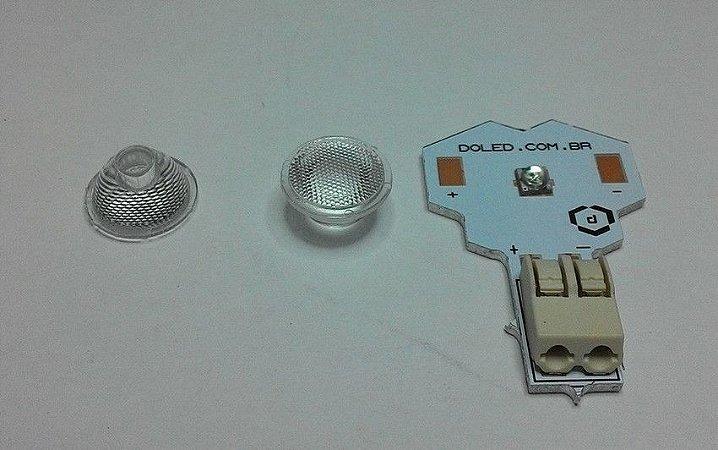 Micro lente difusora 60º