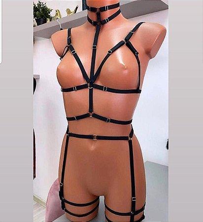 Body Harness Medusa