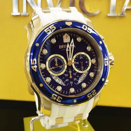 58db8e01d06 Relógio Invicta Pro Driver - BP Store - As melhores marcas!