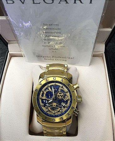 f38a4c7838f Relógio Bvlgari Nuclear Neapon - BP Store - As melhores marcas!