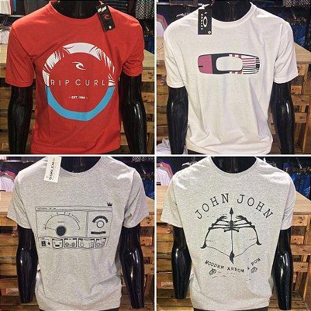 Camisetas Estampadas - Atacado - BP Store - As melhores marcas! d8f338a0ab