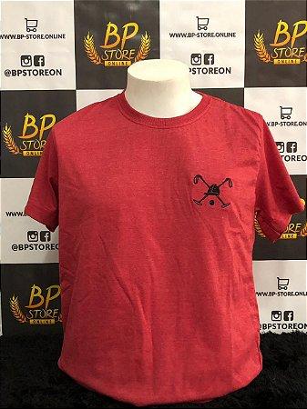 3cdf16c8c0159 Camiseta M Polo Play Vermelha Bordada - BP Store - As melhores marcas!