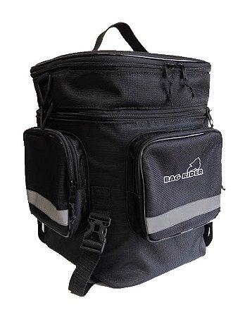 8321c2346 Bolsa de banco expansível 30/39 Litros para Custom e Big Trail - Bag Rider