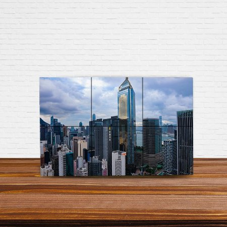 Painel Decorativo Hong Kong