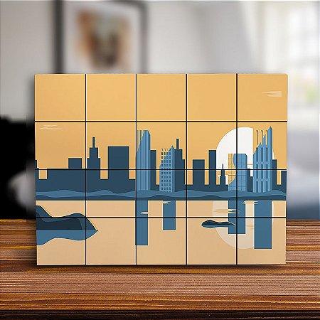 Painel Decorativo Arte Cidade