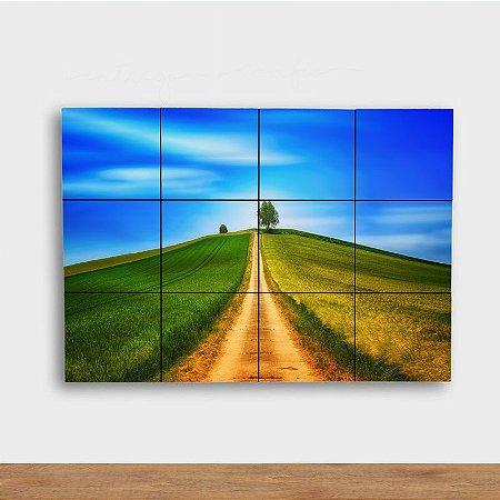 Painel Decorativo Caminho de Terra