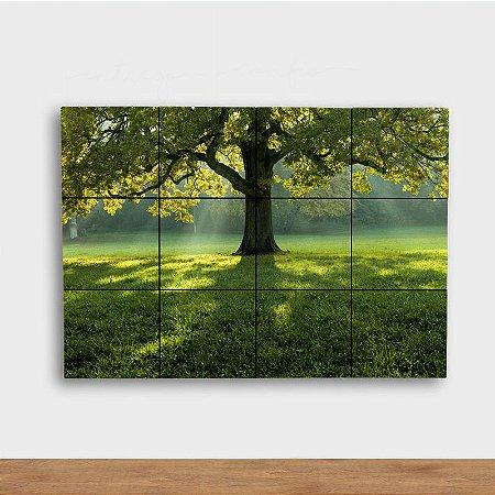 Painel Decorativo Árvore Verde