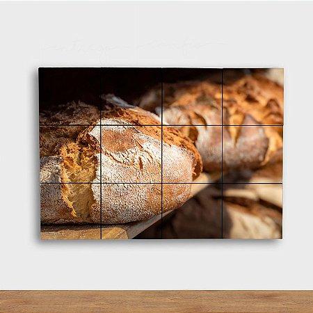 Painel Decorativo Pão Italiano