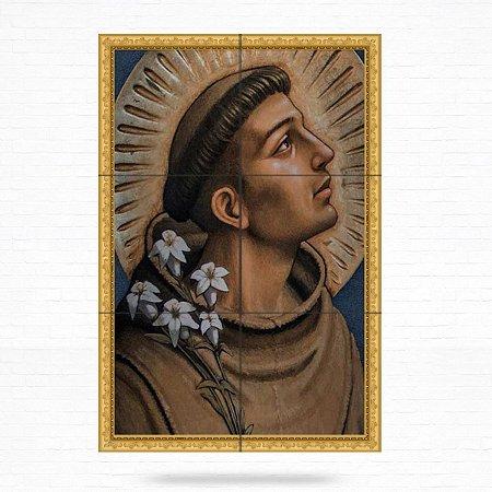 Painel Decorativo de Santo Antonio