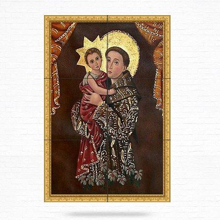 Painel Decorativo de Santo Antonio - MOD 02