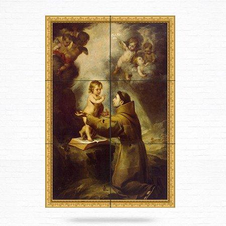 Painel Decorativo de Santo Antonio - MOD 04