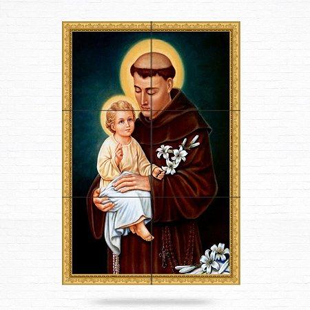 Painel Decorativo de Santo Antonio - MOD 06