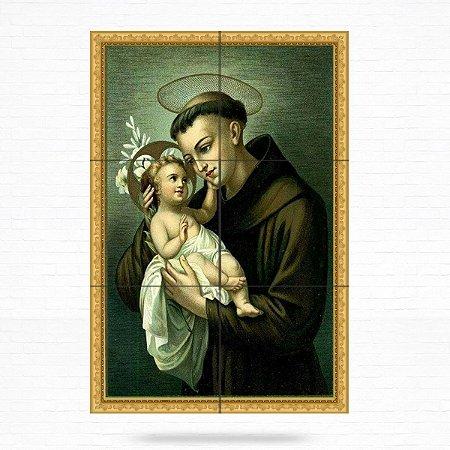 Painel Decorativo de Santo Antonio - MOD 10